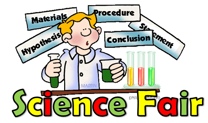Science Fair is coming soon!