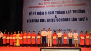 Festival Bill Gates School - BGS - 2014 - 2015